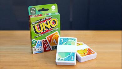 Photo of UNO de Mattel se vuelve completamente sostenible