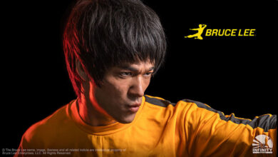 Photo of Infinity Studio le da nuevamente vida a Bruce Lee