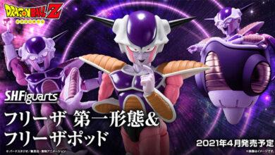Photo of Tamashii Nations lanza figura de Freezer en su primera forma