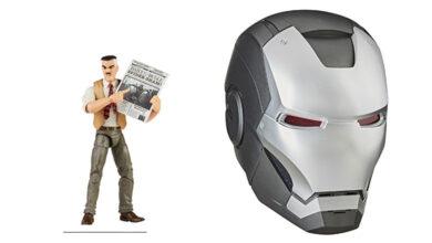 Photo of Hasbro anuncia dos nuevas preventas para Marvel Legends