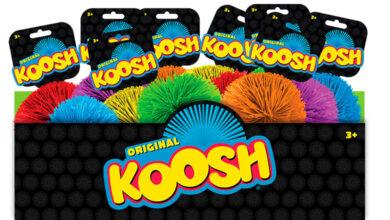 Photo of PlayMonster relanza la pelota KOOSH original