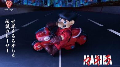 Photo of Bid Toys convierte a Mario con Akira en Makira