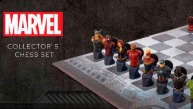 Photo of The Op Games lanza ajedrez basado en el Universo Marvel