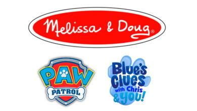 Photo of Melissa & Doug adquiere licencias de PAW Patrol y Blue´s Clues & You