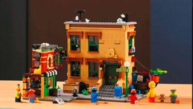 Photo of LEGO Ideas anuncia su set de Plaza Sésamo