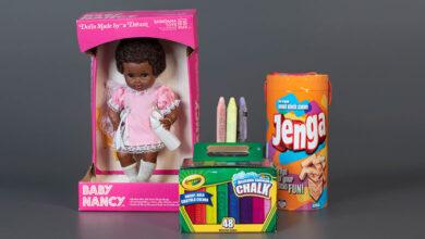 Photo of Baby Nancy, Jenga y la Tiza de Acera, son los nuevos ingresos al Salón de la Fama del Salón del Juguete