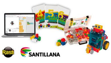 Photo of Santillana y Rasti, lanzan una innovadora propuesta pedagógica en Argentina