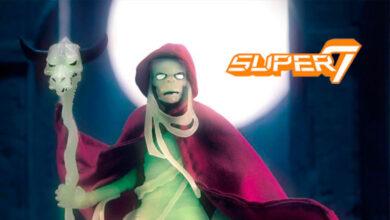 Photo of Nueva figura edición limitada de Mumm-Ra Ultimate – Super7