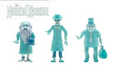 Photo of Super7 lanza nuevas figuras de acción de «The Haunted Mansion»