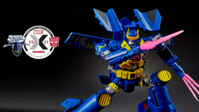 Photo of Transformers Collaborative se une a los X-Men para lanzar un nuevo Blackbird