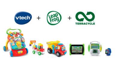 Photo of Vtech y Leapfrog se unen a TerraCycle para crear programa de reciclaje