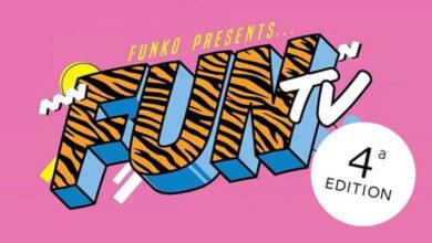 Photo of Nuevos anuncios de Funko en la cuarta edición de «Funko Presents Fun TV»