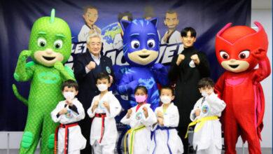 Photo of Hasbro y la Federación Mundial de Taekwondo se unen para campaña con los PJ Masks