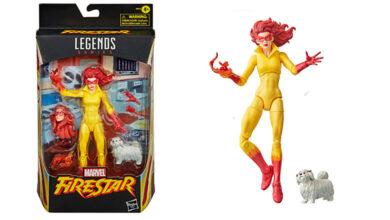 Photo of Hasbro anuncia a Firestar para su línea Marvel Legends