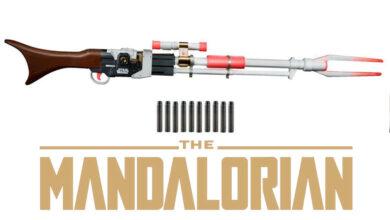 Photo of El NERF Amban Phase-Pulse Blaster del Mandeloriano se destaca en los «Mando Mondays»