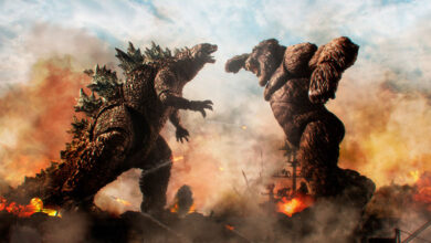 "Photo of Bandai Spirits anuncia figuras SH MonsterArts de ""Godzilla vs. Kong"""