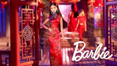 Photo of Mattel lanza nueva muñeca Barbie por el Año Nuevo Lunar