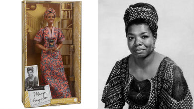 Photo of Mujeres Inspiradoras de Barbie anuncia la muñeca de Maya Angelou