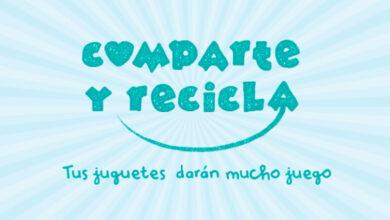 """Photo of """"Comparte y Recicla"""" supera la meta de 220 Toneladas de juguetes recolectados en España"""