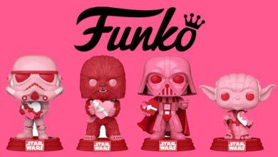 Photo of Funko se pone romántico y anuncia figuras Pop! de Star Wars – San Valentín