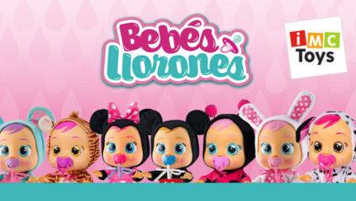 Photo of Bebés Llorones, nº 1 en ventas en España