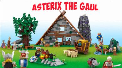 Photo of Asterix podría tener su set de construcción gracias a LEGO Ideas