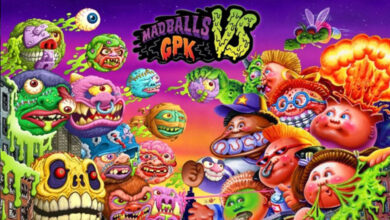 Photo of Madballs y Garbage Pail Kids en una «grotesca» colaboración