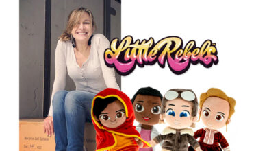 Photo of Entrevista a Marjorie Spitalnik, creadora de Little Rebels