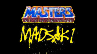 Photo of Mattel Creations presenta colección «Master of the Universe X Madsaki»