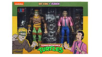 Photo of NECA anunció nuevo pack de las Tortugas Ninja