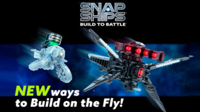 Photo of Snap Ships expande su universo con 2 nuevas series de drones