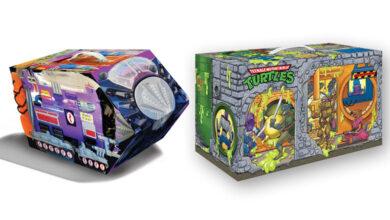 Photo of Playmates lanza 2 multipacks de figuras de acción de las Tortugas ninja