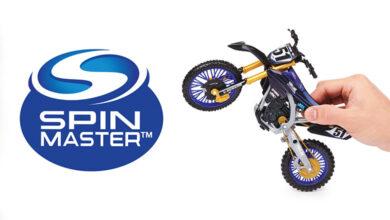 Photo of Spin Master acelera con el lanzamiento de línea de juguetes Supercross ™