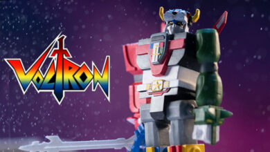 Photo of Super7 lanza su versión ReAction de Voltron