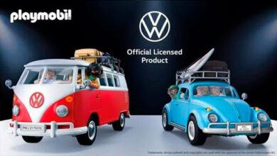 Photo of Los clásicos de Wolkswagen y Playmobil cada vez más cerca