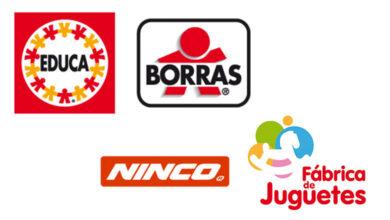 Photo of Grupo Educa Borras anuncia fusión de Ninco Desarrollos y Fábrica de Juguetes
