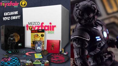 Photo of Mezco Toyz lanza caja de exclusivas de la Toyz Fair 2021
