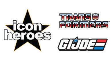 Photo of Icon Heroes trabajará con las licencias de G.I Joe y Transformers