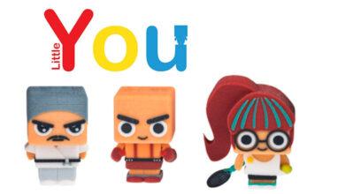 Photo of Little You, el nuevo juego que impulsa la creatividad de los niños con la impresión 3D