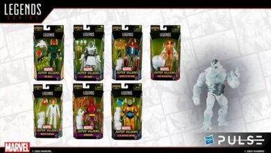 Photo of Nuevas colecciones de Marvel Legends anunciadas en el Fan Fisrt Friday de hoy