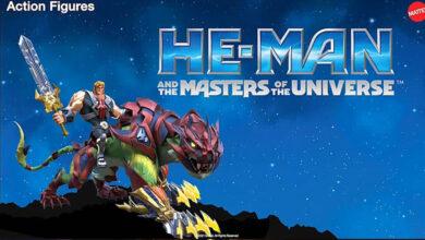 Photo of Mattel presenta las primeras figuras de «He-Man and the Masters of the Universe» y se filtra imagen de «MOTU: Revelations»