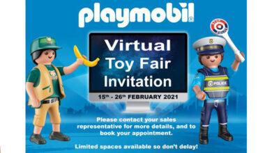 Photo of La primera feria virtual de juguetes de Playmobil abrirá sus puertas
