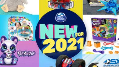 Photo of Spin Master presentó su catálogo 2021 que aprovecha las tendencias en juguetes