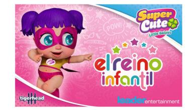 Photo of Las Super Cute aterrizan en el «Reino Infantil» y llegan con línea de muñecas