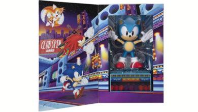 Photo of Jakks Pacific celebra el 30 Aniversario de Sonic con figura para coleccionistas