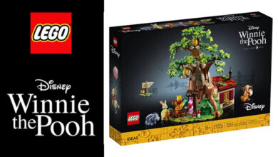 Photo of Winnie the Pooh ya tiene su set de LEGO
