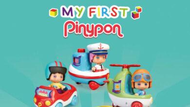 Photo of Famosa anunció el lanzamiento de su línea preescolar «My First Pinypon»