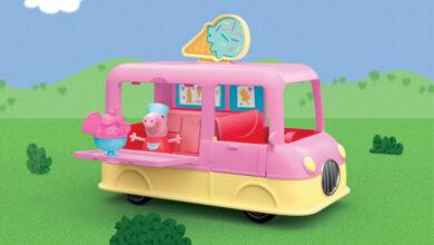 Photo of Hasbro muestra su línea de juguetes de Peppa Pig