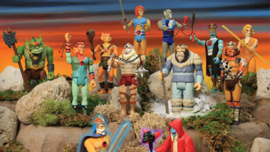 Photo of Super7 lanza serie 2 de Thundercats – ReAction