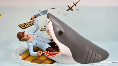 Photo of Imágenes de «Tiburón» para Toony Terrors de NECA